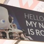 Roboy Roboter mit Sehnen und Gefühl