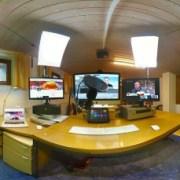Hangout on Air Studio Aresing Bloggercamp.tv schleeh.de