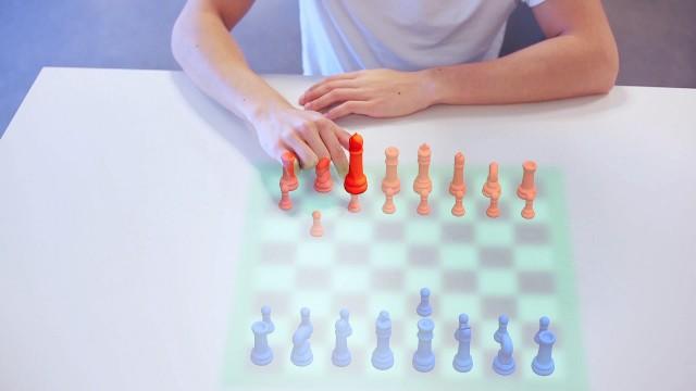 Thermal Touch Schachbrett