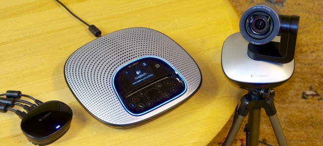 DIE Hangout on Air Kamera Logitech CC 3000e