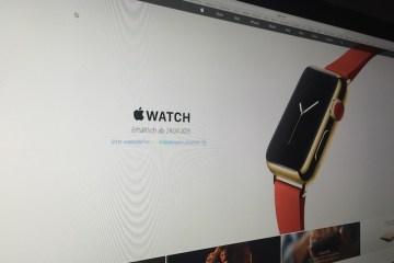 Apple Watch – Das war's. Storniert!