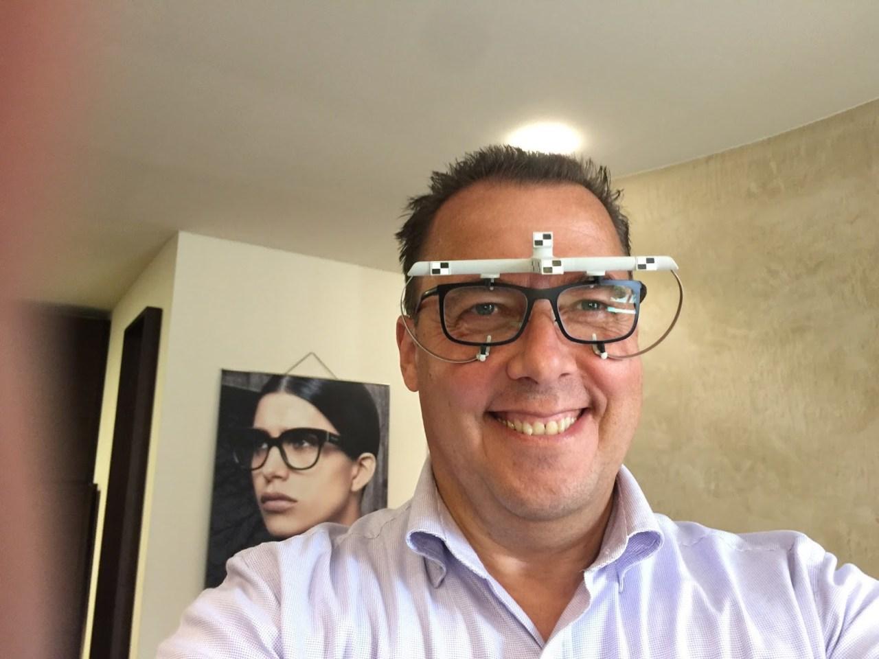 Echte Brillengläser für Google Glass Nummer 2.JPG