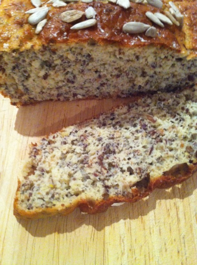 Selbstgebacken: Lecker Low-Carb-Brot!