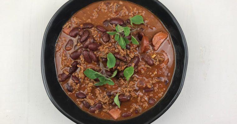 Das beste Chili con Carne der Welt