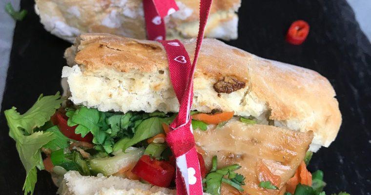 Bánh-brechend lecker: das vietnamesische Sandwich Bánh mì