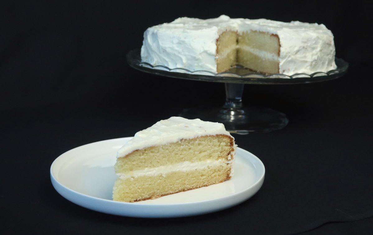 """Der White Cake aus """"Django unchained"""""""