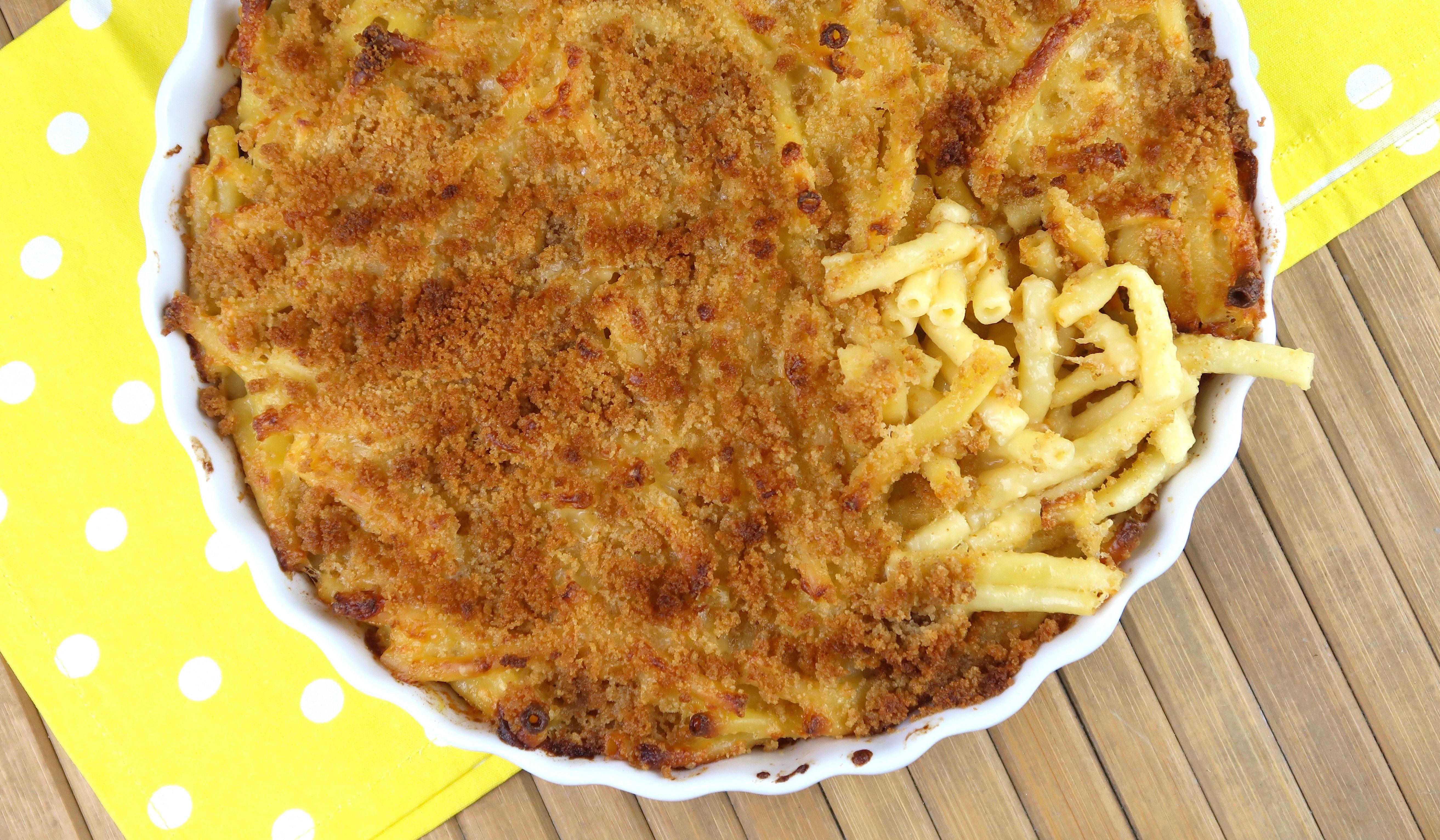 Say Mac and Cheese!