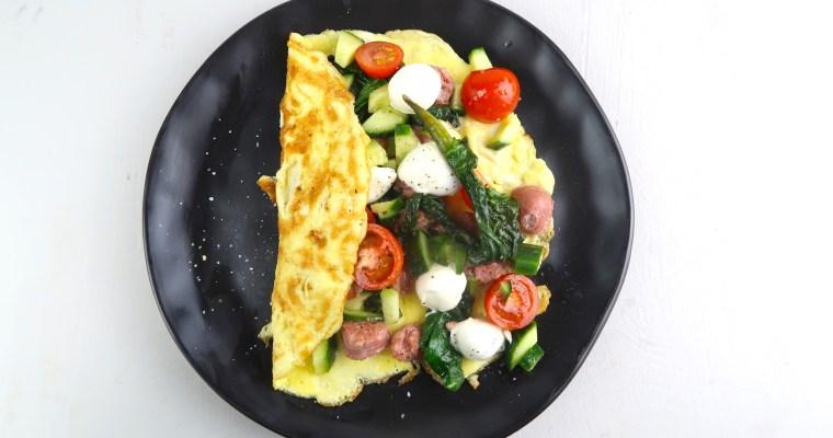 """""""Keep-an-Ei-on""""-Omelette"""