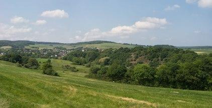 Blick über Dedenbach