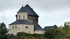 Matthiaskapelle und Bergfried der Oberburg