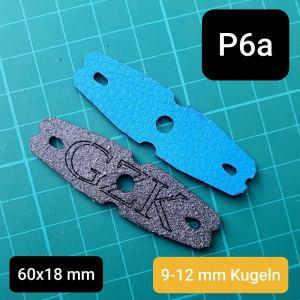 Pouches P6a GZK Super Fiber