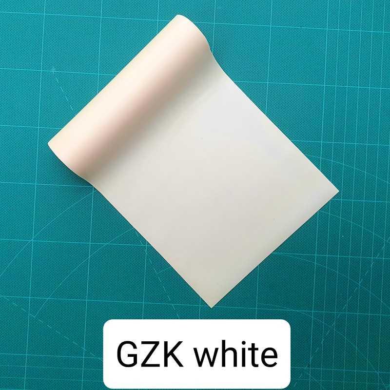 GZK white Teststück