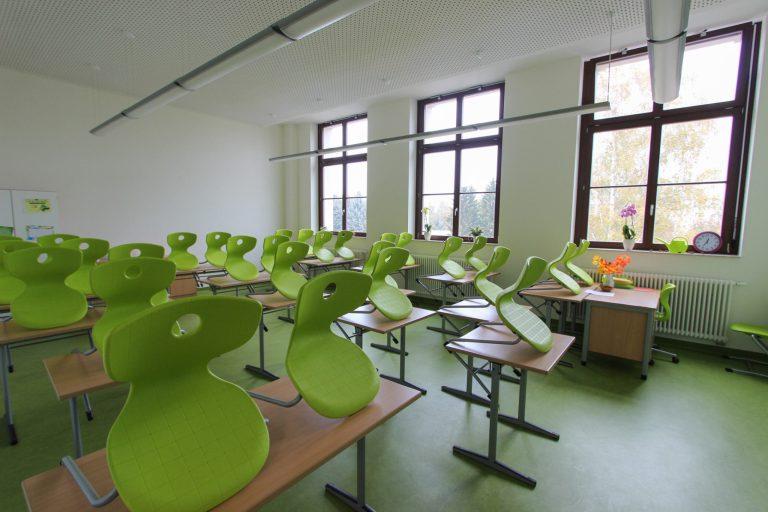 Beispiel Klassenraum