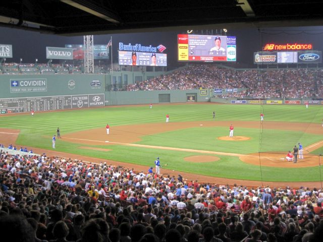 fenway in boston