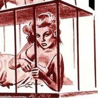 WOMEN IN CAGES: Blunt Force Sleaze In A Women's Prison