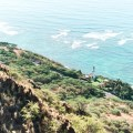 Oahu, Hawaii | View from Diamond Head Crater