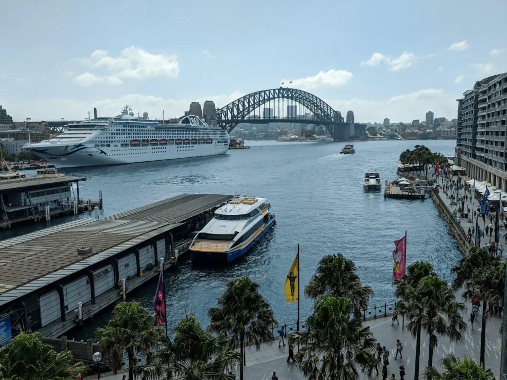 Circular Quay Sydney, Australia