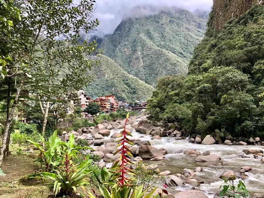 Epic Peru Inca Jungle Trek Hiking Inca Trail