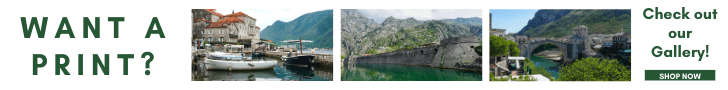 Montenegro Print Ad