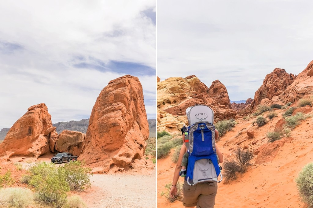 Family-Friendly Things to do When Visiting Las Vegas, Nevada | Valley of Fire State Park