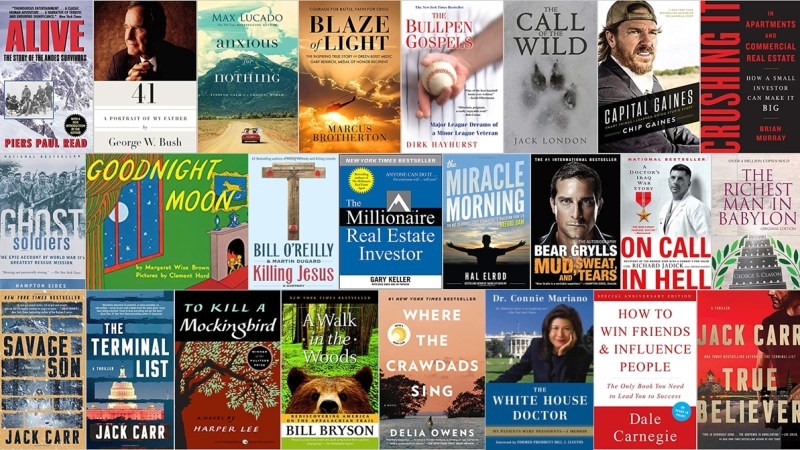 24 Great Books for Long Flights and How to Get Books for Cheap!