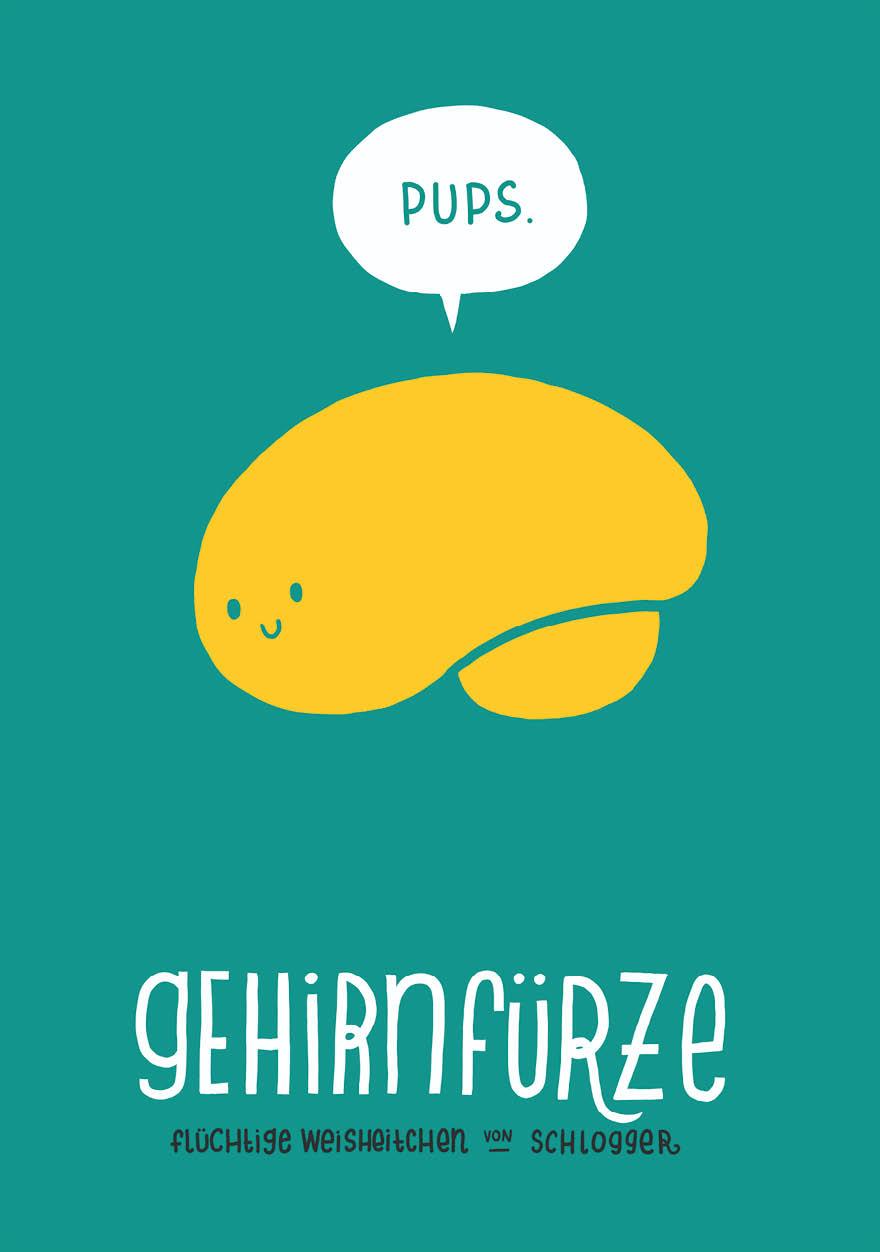 Cover GehirnfurzHeft