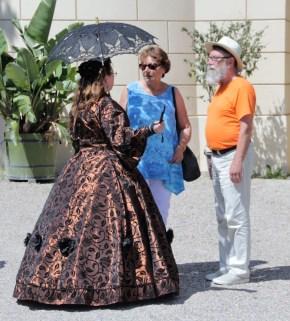 Schlossvereinsaktivitäten zum Welterbetag Foto Jan-Dirck Budden18