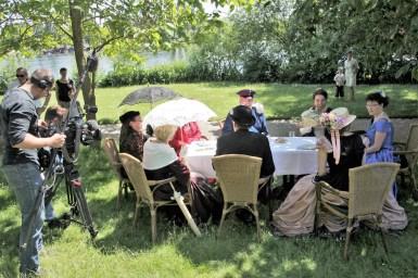 Schlossvereinsaktivitäten zum Welterbetag Foto Jan-Dirck Budden56