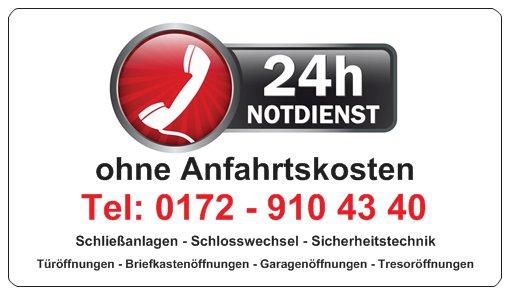 Schlüsseldienst Stuttgart-Freiberg