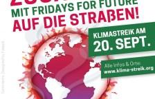 Am kommenden Freitag sind Menschen weltweit aufgerufen, beim Klimastreik mitzumachen.
