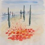 Toskana-Skizze1-Aquarell.s