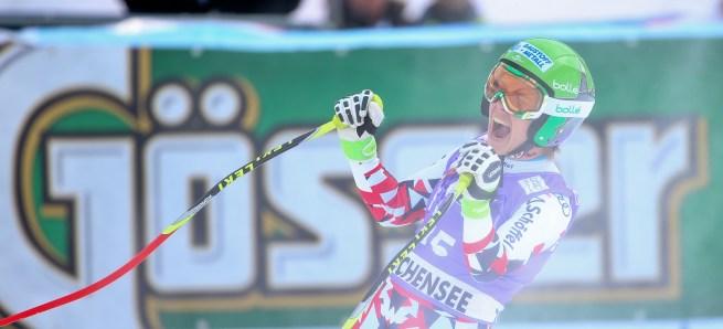ALPINE SKIING - FIS WC Zauchensee