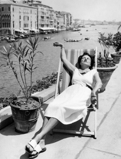 Venedig Peggy Guggenheim