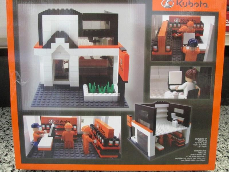 Kubota Blcok Set