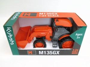 Kubota M135GX Toy Tractor