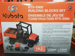 Kubota Block Set