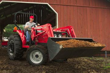 Massey Ferguson Compact Tractors