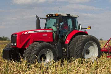 Massey Ferguson High Horse Power Tractors