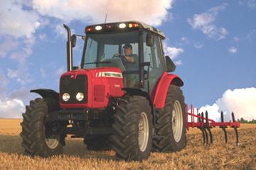 Massey Ferguson Mid-Range Tractors