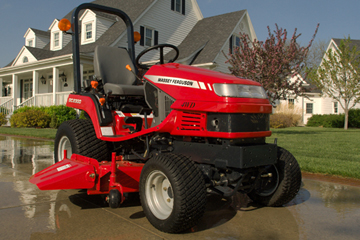 Massey Ferguson Sub-Compact Tractors