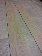 "1/8"" thick hickory"