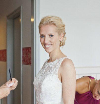 Hochzeitsfrisuren Fur Kurze Haare Tipps Und Ideen