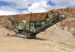 Photo de notre concasseur I44 SCHMIT Environnement