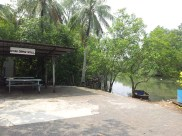 Pulau Ubin Ah Ma Drink Stall and River View