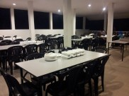 Tropicana Inn Bbq Night - Neatly arranged for us