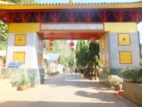 Krabi The Tiger Cave Temple Entrance