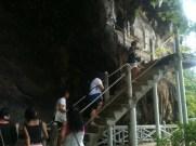 Way up to Gua Cerita, Langkawi