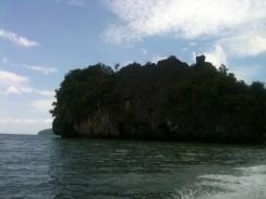 Limestone at Gua Cerita, Langkawi