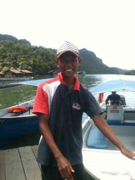Adi, Fish Farm Boy