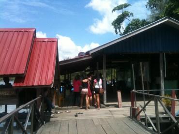 Back at Tanjung Rhu Jetty, Langkawi